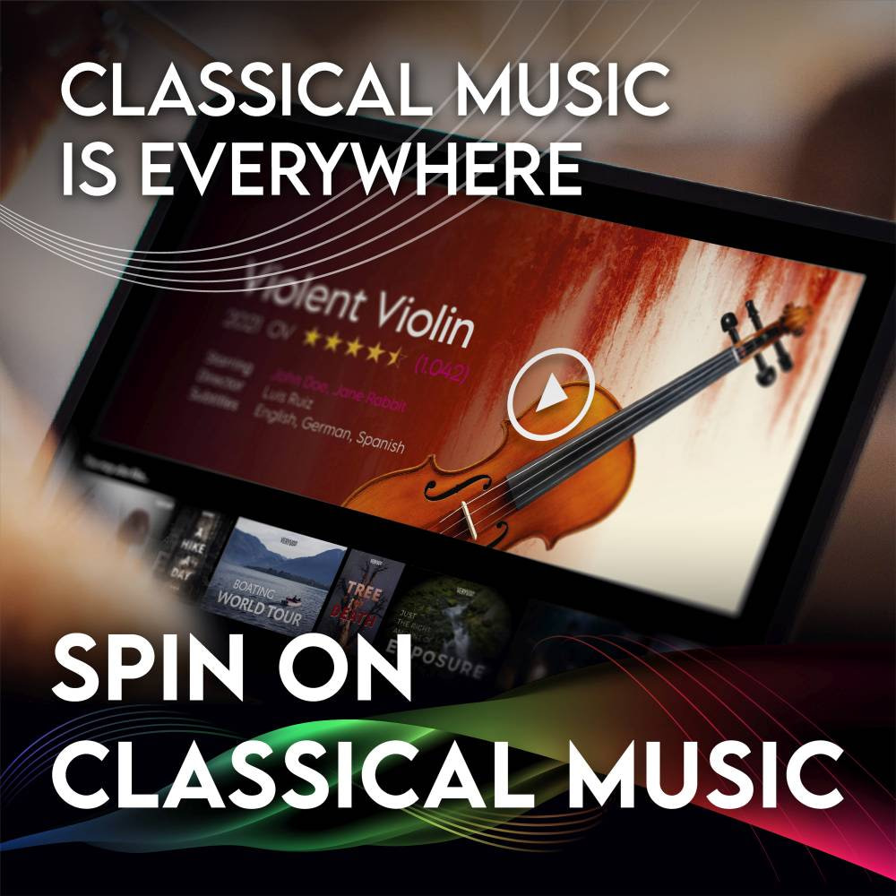Classical Music is Everywhere - Album Cover
